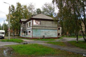 В Заметчинском районе ограбили расселенный дом