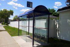 На улице Стасова в Пензе увеличат площадь остановок
