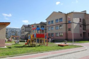 В Пензе построят новый корпус детского сада на две ясельные группы