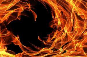 В Пензе из-за пожара из жилого дома эвакуировали 50 человек