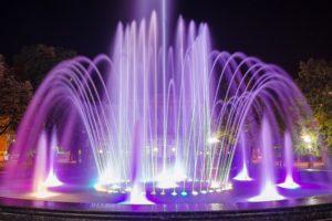 В Нижнем Ломове торжественно откроют светомузыкальный фонтан