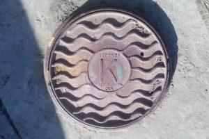 В Пензе раскрыли кражу канализационного люка