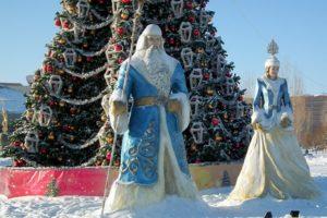 Новогодние мероприятия в Пензе завершатся 12 января
